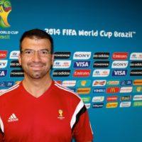 Raldrei na Copa do Mundo FIFA 2014